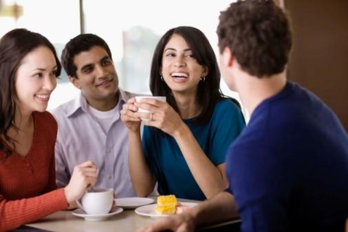 9. Conversation Club